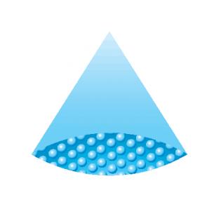 Bico de Pulverização Hypro Variable Pressure (VP)