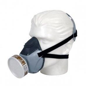 Respirador Air San com Filtro A1 VO Air Safety (511.001.020)