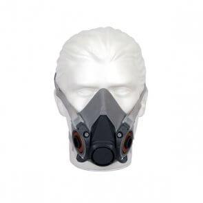 Respirador Semi-Facial 6200 3M (511001026) - Canal Agrícola