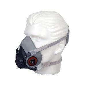 Respirador Semi-Facial 6200 3M (511.001.026)