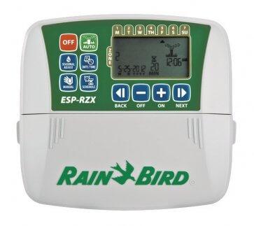 Temporizador para Irrigação Ambiente Interno 8 Estações ESP RZX Rain Bird (F452x8) - Canal Agrícola