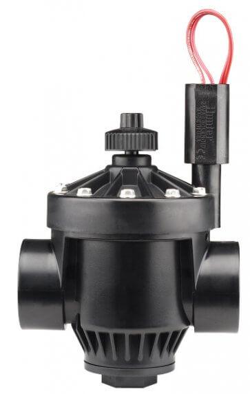 Válvula Elétrica PGV 151 de 1½'' com Controlador de Fluxo para Irrigação Hunter - Canal Agrícola