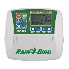 Temporizador para Irrigação Ambiente Interno 4 Estações ESP RZX Rain Bird (F452x4) - Canal Agrícola