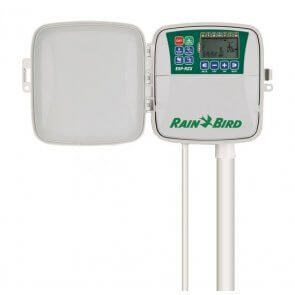 Temporizador para Irrigação Ambiente Externo 4 Estações ESP RZX Rain Bird (F453) - Canal Agrícola