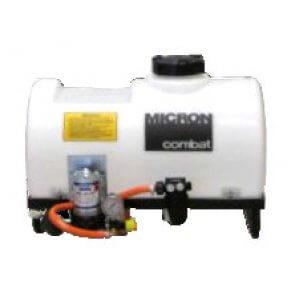 Pulverizador Micron Combat Básico 50 Litros Bomba 5904 com Regulador de Pressão (CBT05BA5) - Canal Agrícola