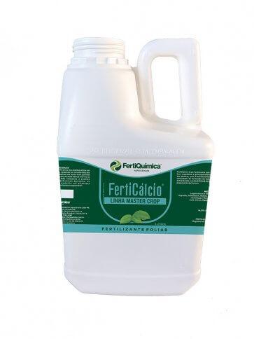 Fertilizante Foliar FertiCalcio 5 Litros Fertiquímica - Canal Agrícola