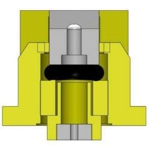 Bico de Pulverização Cerâmico Magnojet Baixa Deriva 110 graus (BD110) - Cartela com 10 unidades