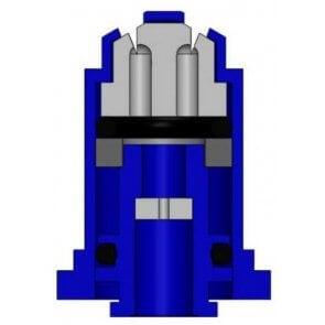 Bico de Pulverização Cerâmico Magnojet AntiDeriva Duplo (AD/D) - Cartela com 10 unidades