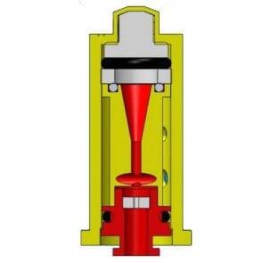Bico de Pulverização Cerâmico Magnojet Antideriva com Indução de Ar Duplo (ADIA/D) - Cartela com 10 bicos