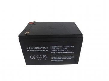 Bateria para Pulverizador Elétrico Yamaho FT16/20/25 (844) - Canal Agricola