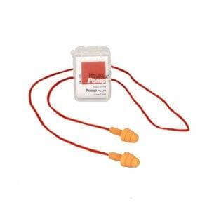 Protetor Auricular Plug de Silicone Plus Pomp (501001004) - Canal Agrícola