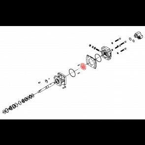 Gerotor para o Motor Hidráulico HM1C - Hypro (3900-0022)