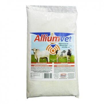 Suplemento Bovino Alliumvet Alivet Pacote 1 Kg - Canal Agrícola