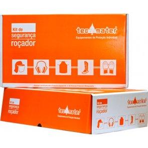 Kit de EPIs de Segurança para Roçadeira Tecmater (516.001.005)