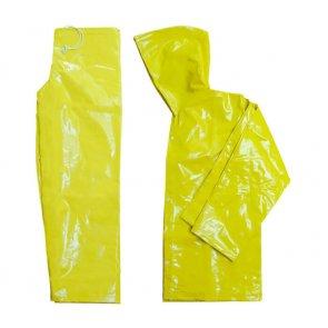 Kit PVC com Forro Amarelo Plastcor - Canal Agrícola