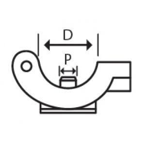 Porta Bico MonoJet com Válvula Anti-gotejo MagnoJet - Embalagem com 10 unidades ( M235/?)
