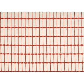 Tela de Sombreamento Vermelha Monofilamento para Alface - Chromatinet Leno 20% - Canal Agrícola