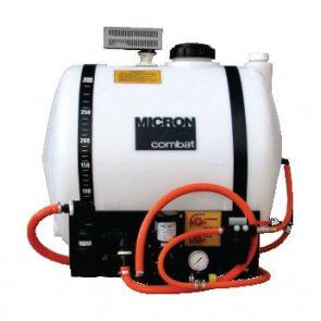 Pulverizador Micron Combat Básico de 300 Litros Bomba 2088 (CBT30BA1) - Canal Agrícola
