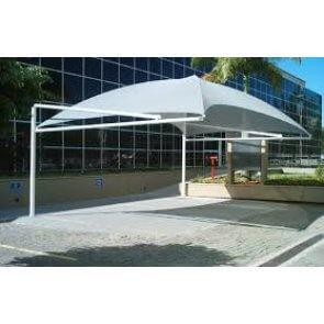 Tela para Sombreamento Ecosombra Prata e Preto para Garagens e Jardins - Rolo de 4,20 x 50m (30201006)