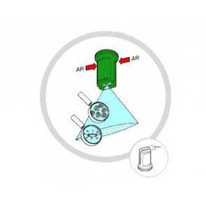Bico de Pulverização Cerâmico Micron (Air)