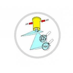 Bico de Pulverização Cerâmico Micron (DB Air)