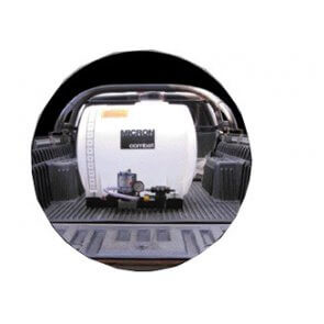 Pulverizador para Pick-ups e Caminhonetes 100 Litros com Pressostato Micron (CBT10PU2)