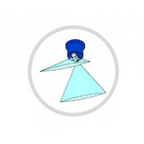 Bico de Pulverização Cerâmico Micron (DB)