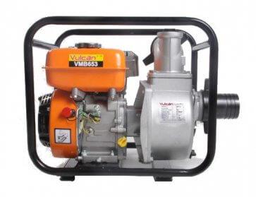"""Motobomba Gasolina Motor 4 Tempos 6,5 CV 3"""" VMB653 Vulcan (56341) - Canal Agrícola"""
