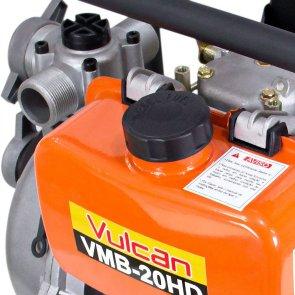 Motobomba Alta Pressão 2″ VMB 20HD Diesel - 7HP – Partida Manual - Vulcan (56945)