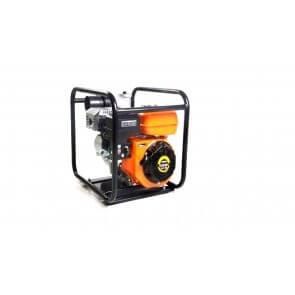 Motobomba Gasolina Motor 4 Tempos 6,5 CV 3