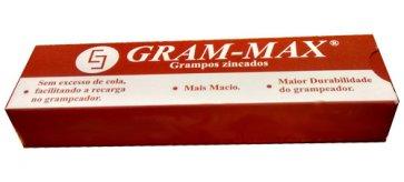 Grampos GramMax 6/4B para Alceadores Caixa com 4.800 unidades (GRAMPO64) - Canal Agrícola