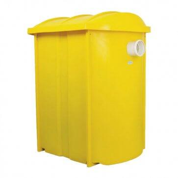 Caixa Separadora de Água e Óleo 3000 l/h Lubmix - Canal Agrícola