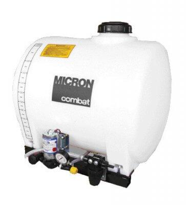 Pulverizador para Pick-ups e Caminhonetes 200 Litros com Regulador de Pressão Micron (CBT20PU1) - Canal Agrícola