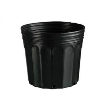 Vaso Plástico para Mudas Nutriplan 11 Litros - Canal Agrícola