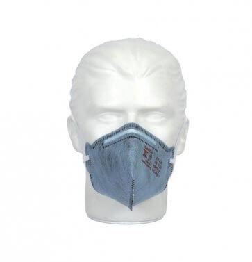 Respirador Mask Face PFF2 Air Safety (511001049) - Canal Agrícola