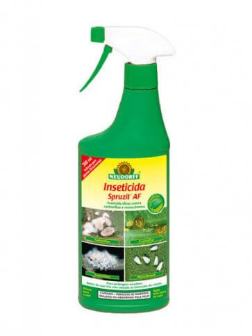 Inseticida Biológico para Jardim Spruzit AF 500 ml Neudorff - Canal Agrícola