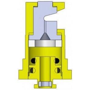 Bico de Pulverização Cerâmico Magnojet Defletor (TK / MDC) - Cartela com 10 unidades