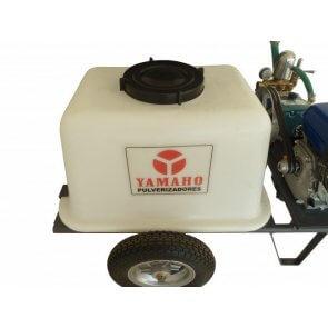 Pulverizador de Carrinho HS-30 com Tanque 130 L e Motor Gasolina 5,5 CV Yamaho (HS30TY130T)