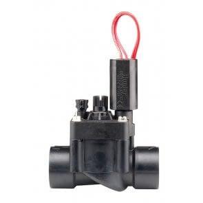 Válvula Elétrica PGV 101 de 1'' com Controlador de Fluxo para Irrigação Hunter - Canal Agrícola