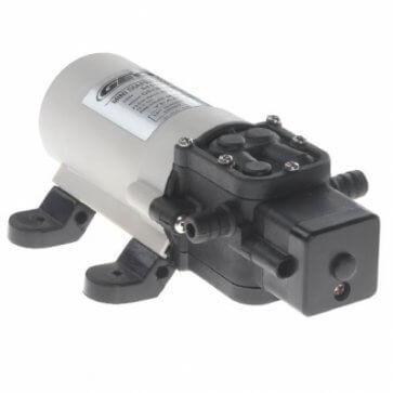Bomba de Diafragma Elétrica 12V 3,8 l/min 2,4 bar Geoline - Canal Agrícola