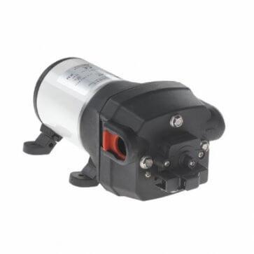 Bomba de Diafragma Elétrica 12V 12,5 l/min 2,4 bar Geoline - Canal Agrícola