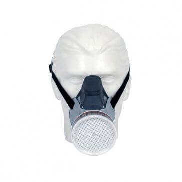 Respirador Air San com Filtro A1B1 VO Air Safety (511001022) - Canal Agrícola