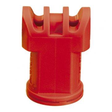 Bico de Pulverização TeeJet AITTJ60-11004VP Vermelho Polímero - Canal Agrícola