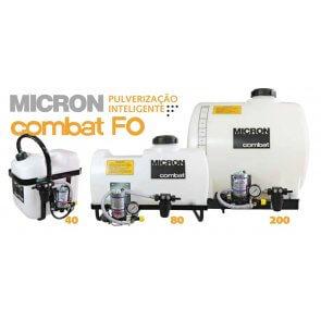 Pulverizador Micron Combat FO para Forrageiras e Ensiladeiras de 50 Litros Bomba 8000 (CBT05FO1) - Canal Agrícola