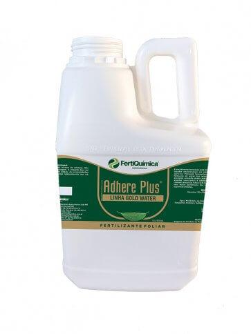 Adjuvante Tamponante Adhere Plus 5 Litros Fertiquímica - Canal Agrícola