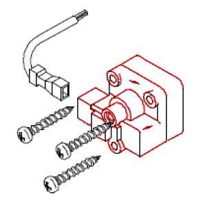 Relê (switch) Bomba Hypro ShurFlo Série 8000 (94-375-18)