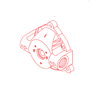 Cabeçote Bomba Hypro ShurFlo Série 8000 (94-379-00)