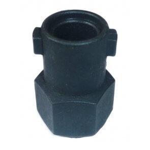 Adaptador de Rosca Jacto para Engate Rápido Universal Micron (ESP1125) - Canal Agrícola