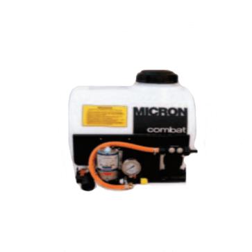 Pulverizador Elétrico Micron Combat Básico 50 Litros Bomba 5059 (20 l/min) com Regulador de Pressão (CBT05BA5)