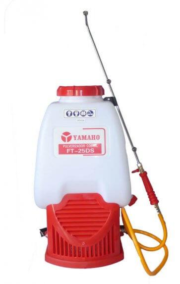 Pulverizador Costal Elétrico a Bateria Recarregável Yamaho FT-25 - 25 Litros - Novo Modelo - Canal Agrícola